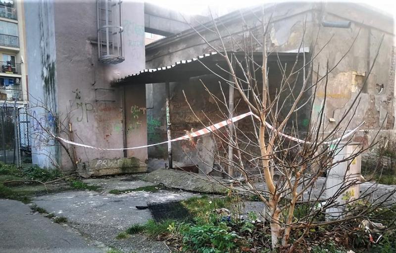 Makabryczne odkrycie w budynku po starej cegielni. 66-latek już nie żył