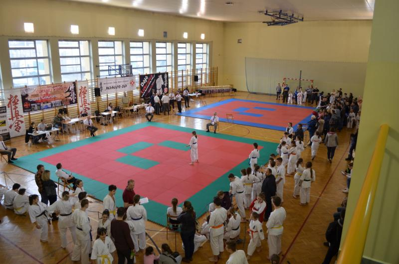Łukowica zdobyta przez karateków!
