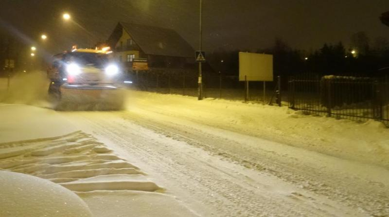 Rytro: zobacz kto odpowiada za odśnieżanie dróg w gminie