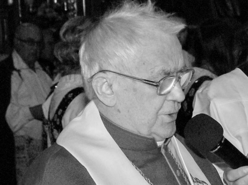 Nie żyje ks. Józef Puchała. Był kanonikiem sądeckiej kapituły