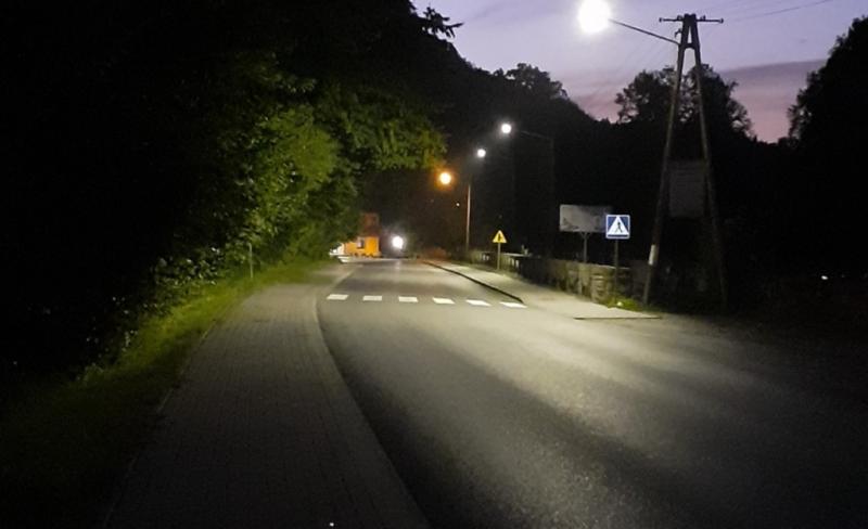 Doświetlą drogi aż w 6 sołectwach. Kamionka Wielka wyda na to prawie 600 tysięcy