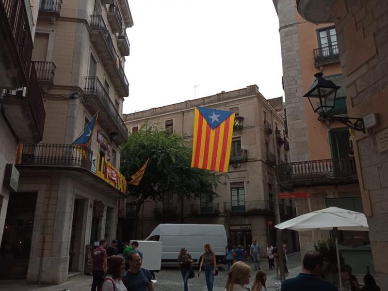 Katalonia – dążenie do niepodległości widać tutaj na każdym kroku
