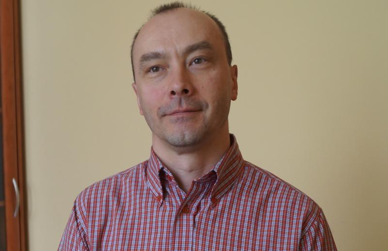 farmaceuta Mirosław Grodek