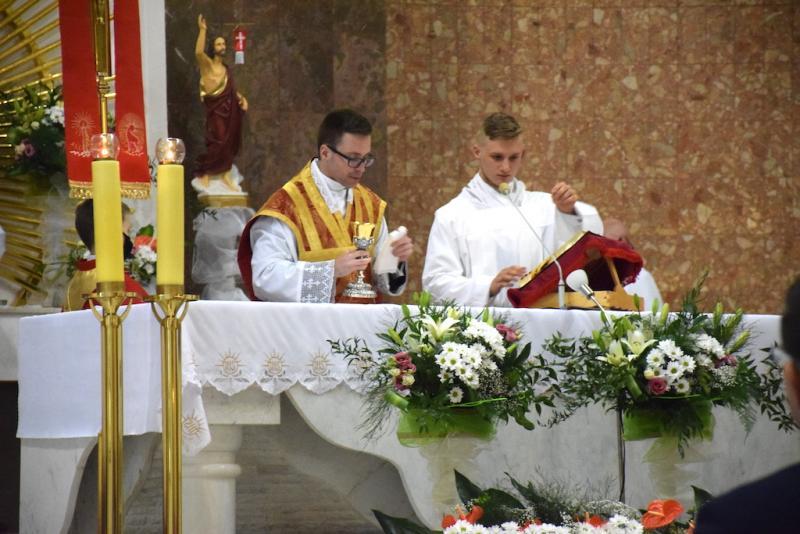 czytaj też: Święcenia w Tarnowie, potem powitanie i msza prymicyjna w Krynicy
