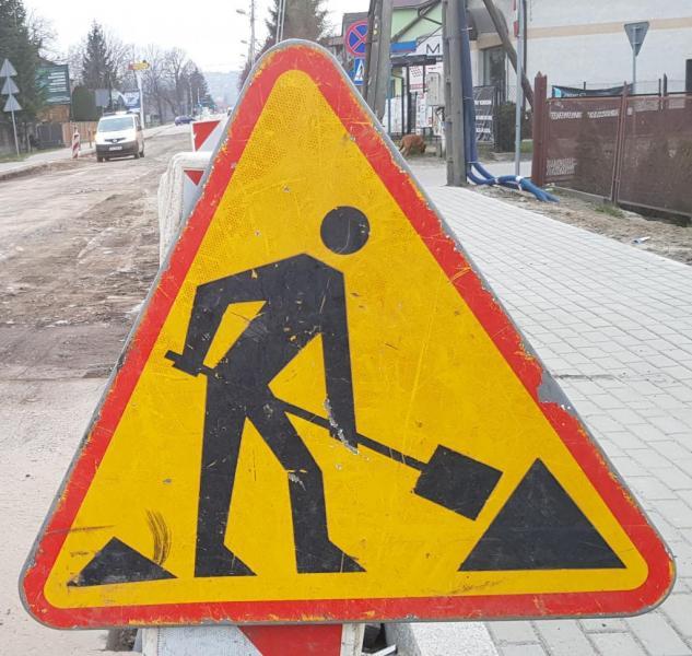 Uwaga: zamykają ulicę Szczawnicką w Piwnicznej-Zdroju