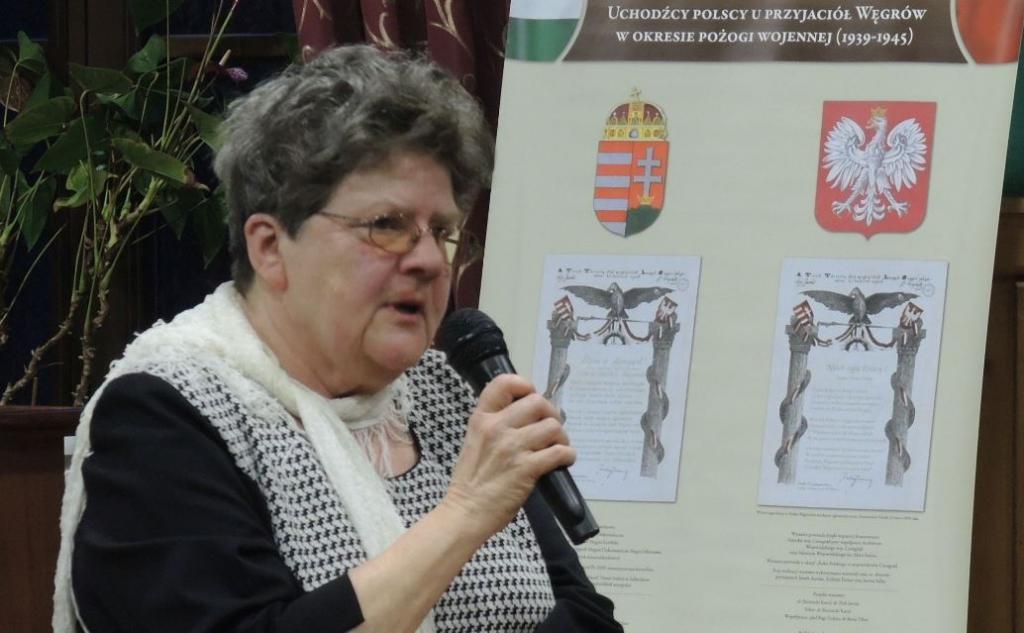 Lucyna Latała-Zięba prypomina_wątki kontaktów polsko-węgierskich w czasie II_wojny światowej
