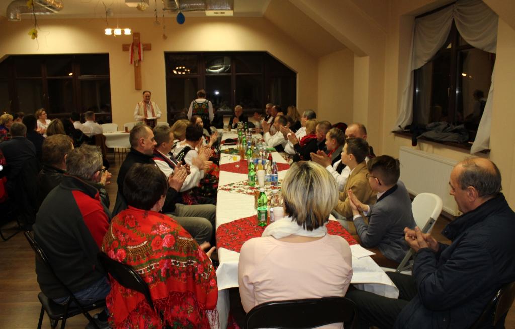Zebranie Związku Podhalan w Jazowsku.