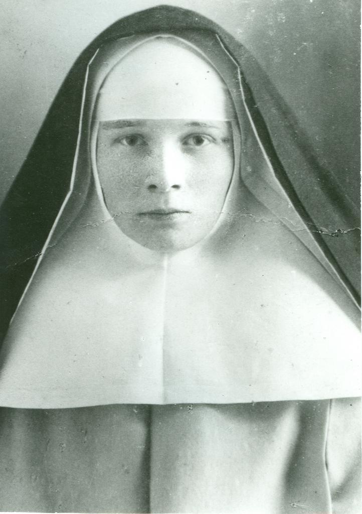 Stanisłąwa Maria Rodzińska - siostra Julia