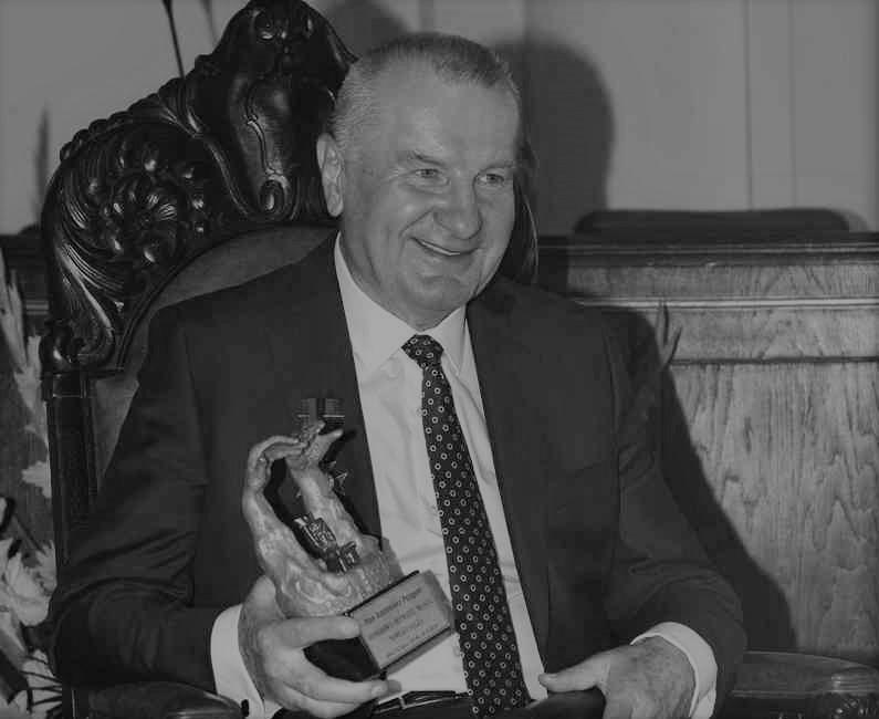 Kazimierz Pazgan. Fot. Archiwum
