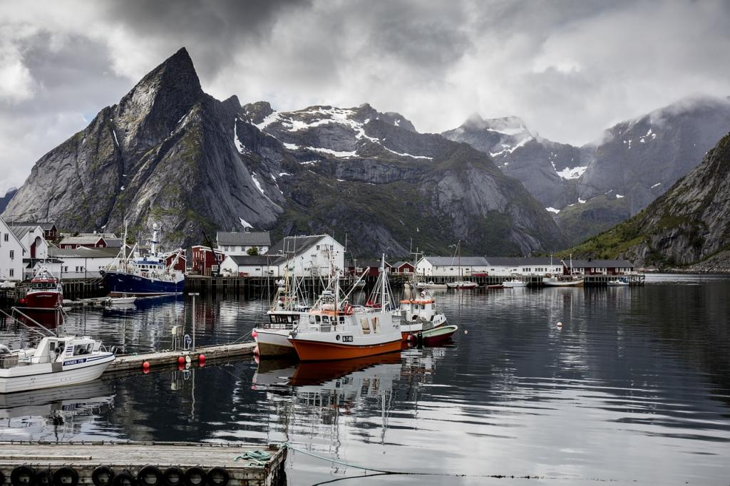Norwegia. Fot. Pixabay