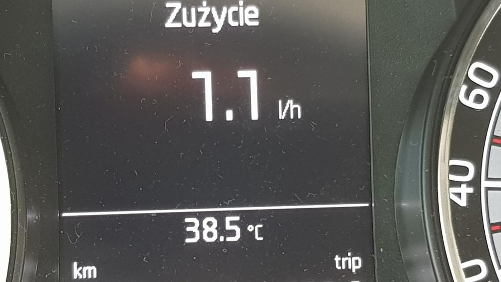 Temperatura 38,5 C