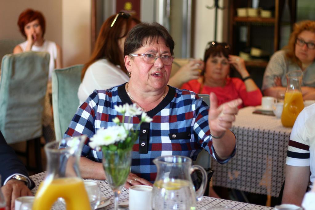 Górale z Piwnicznej dyskutowali o kobietach