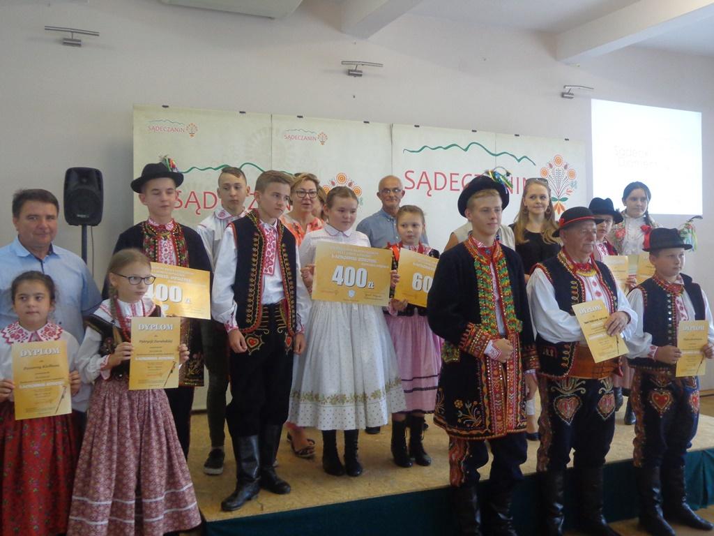 Konkurs Lachoskie Godonie 2018