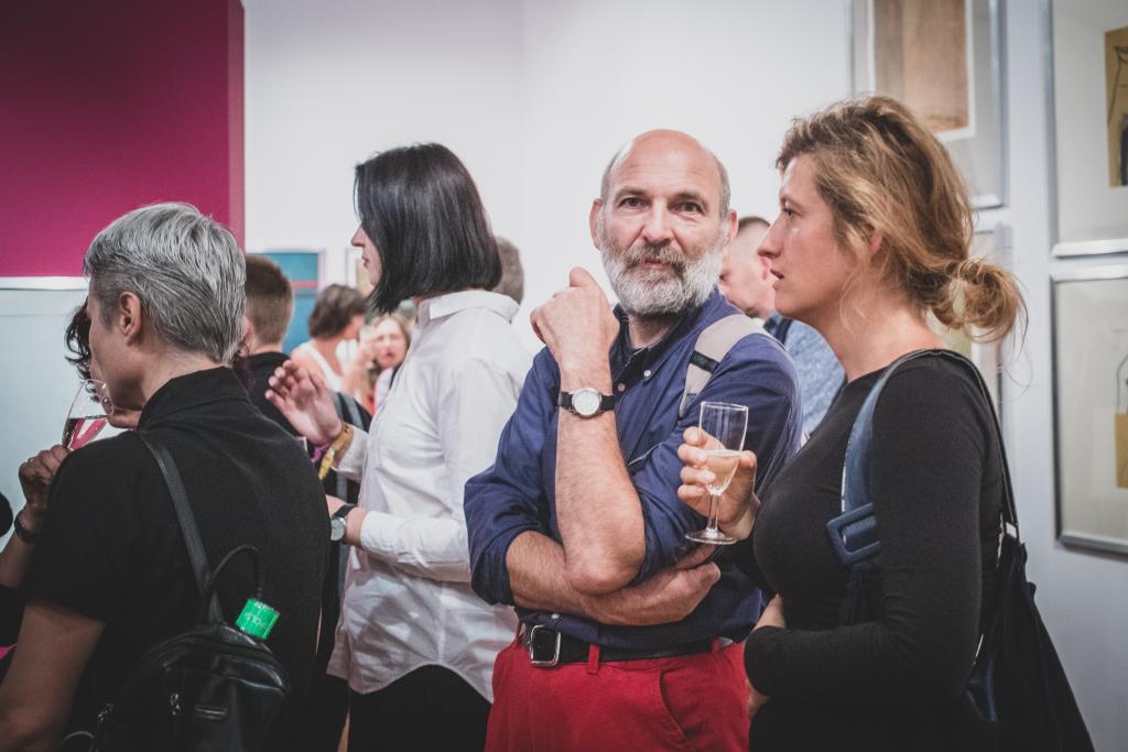 Wystawa 7. Międzynarodowego Biennale Pasteli
