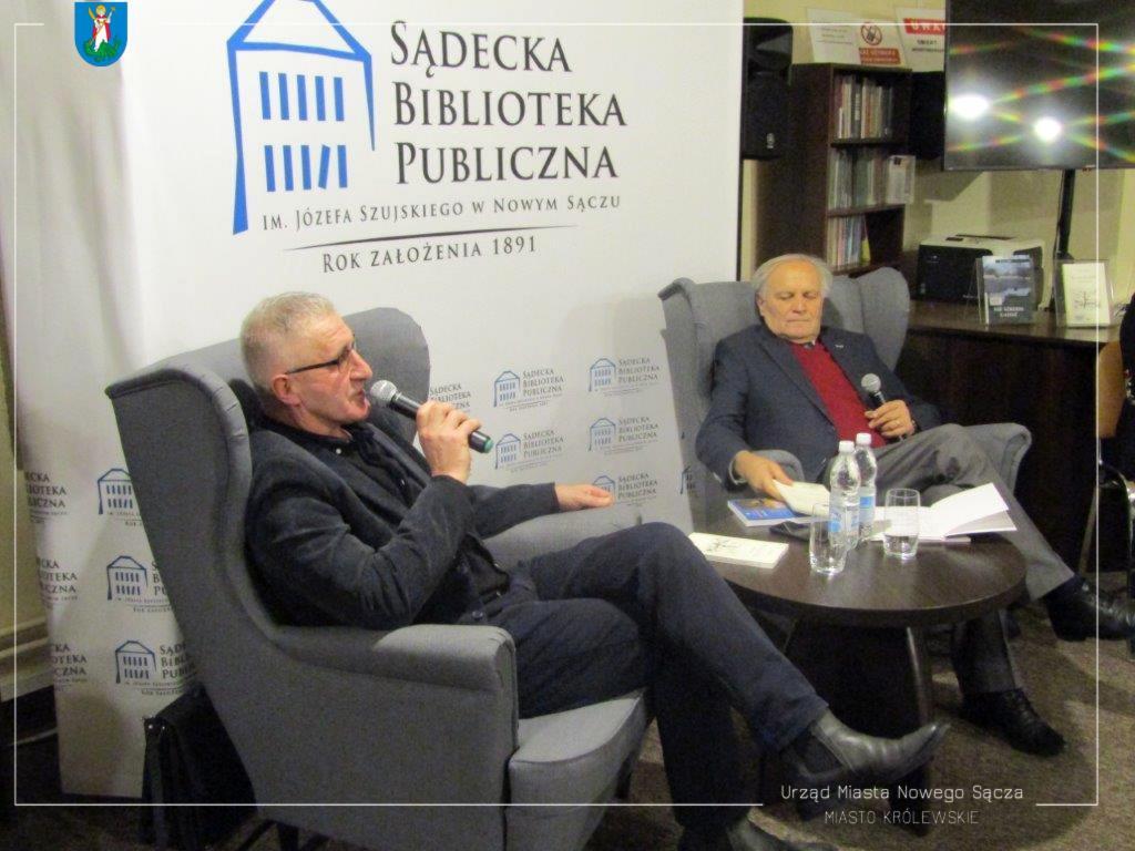 Bronek z Obidzy i prof. Bolesław Faron