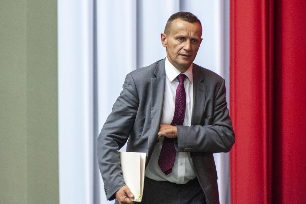 Wicewojewoda Józef Leśniak