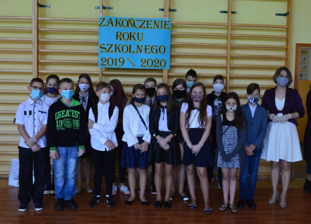 Koniec roku szkolenego w Koniuszowej