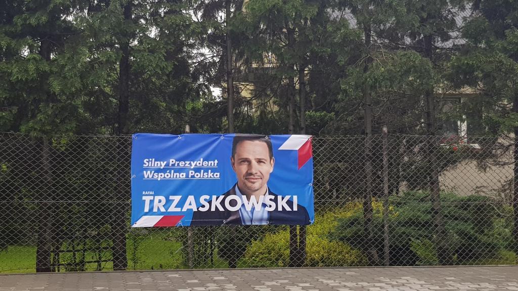 Rafał Trzaskowski wybory prezydenckie 2020