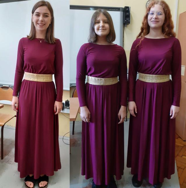 Nowe suknie Scherzo