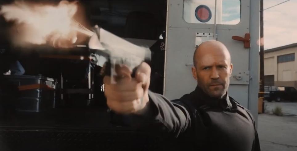 Jason Statham, Jeden gniewny człowiek
