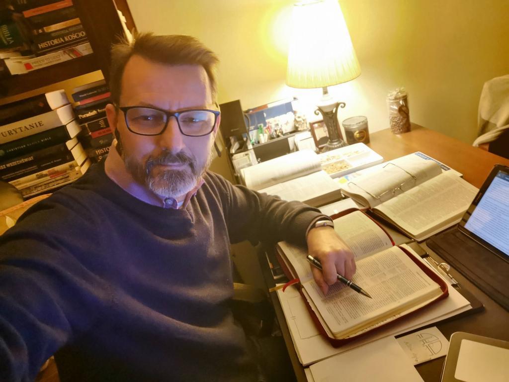 Na Festiwal zaprasza pastor dziekan Jacek Orłowski