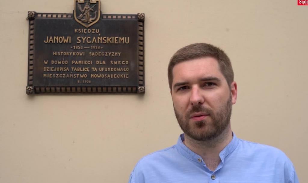 Jakub M. Bulzak. Fot. Daniel Szlag