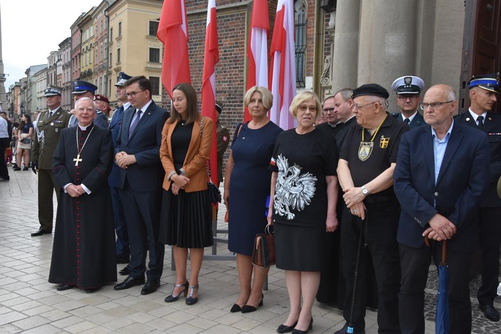 Małopolska pamięta o powstańcach warszawskich. Władze państwowe uczciły rocznicę