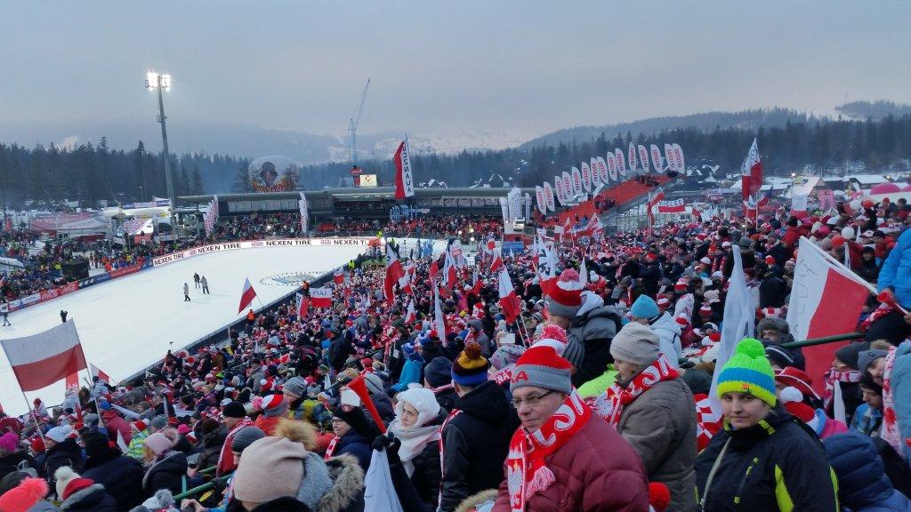 Puchar Świata w Zakopanem 21.01.2017