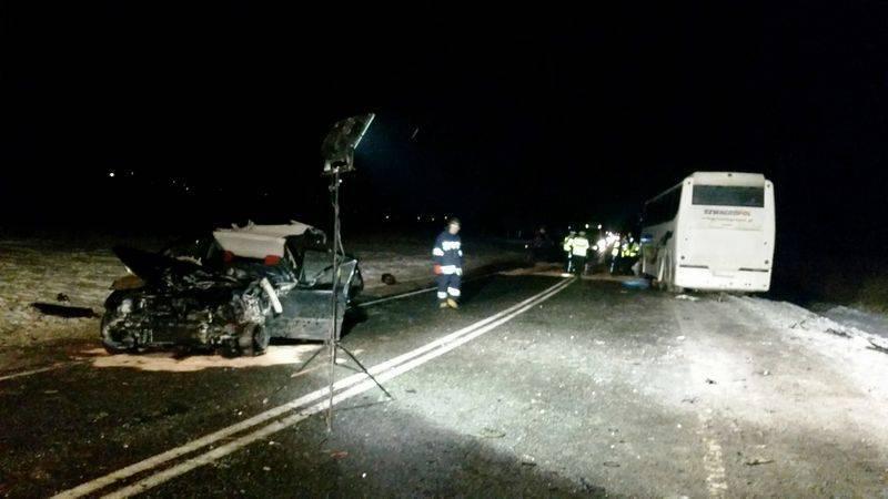 wypadek w Kurowie
