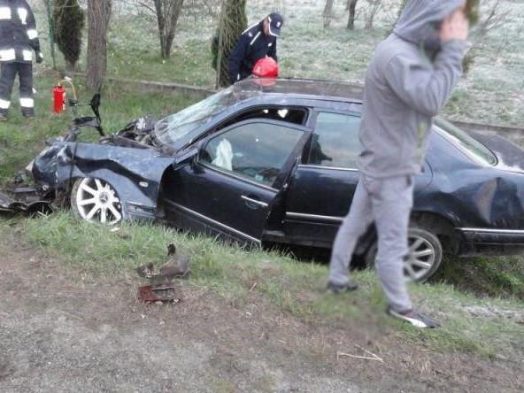 Wypadek Nowa Wieś