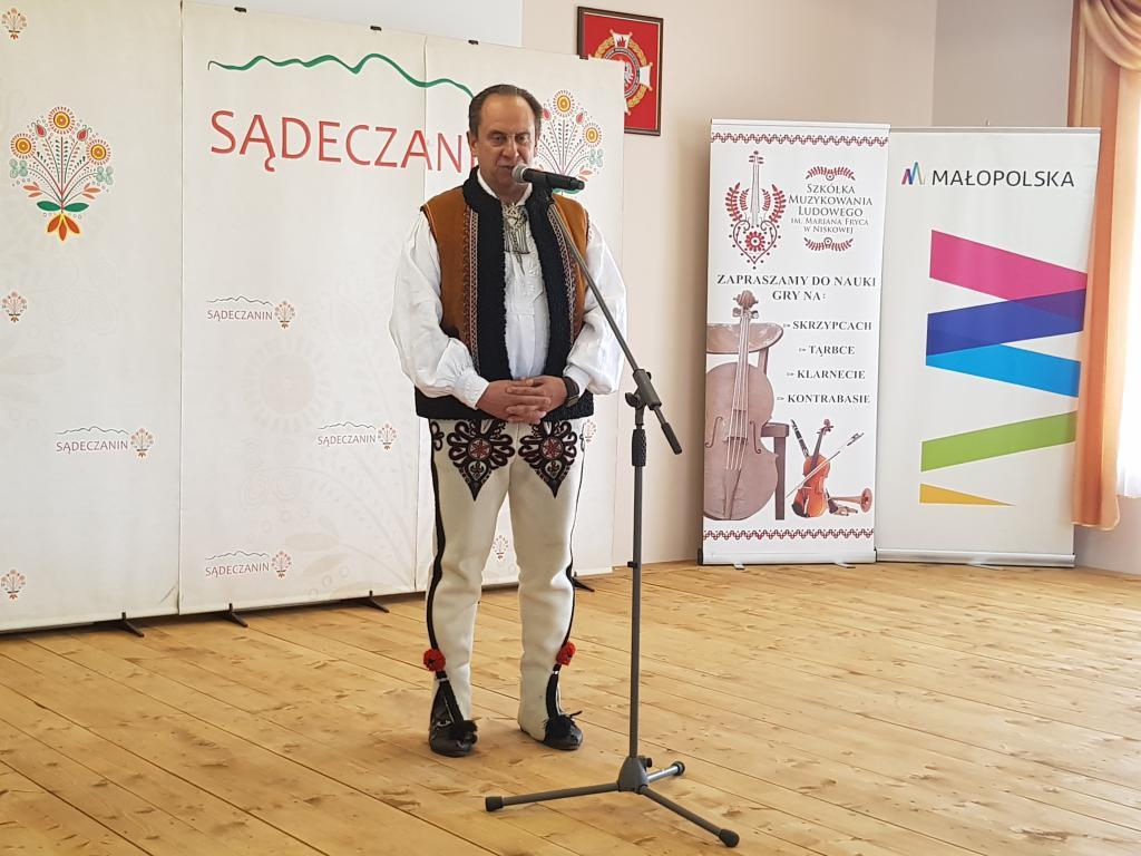 Andrzej Gut Mostowy ufundował nagrody dla uczestników konkursu