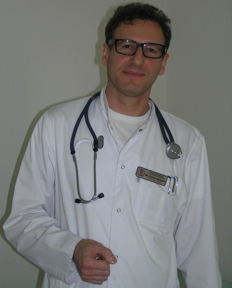 Lek. med. Robert Bakalarz. Wielka wiedza i wielkie serce dla pacjentów