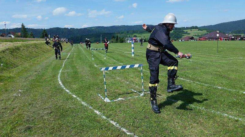 Zawody strażackie w Mszalnicy