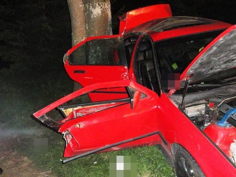 Groźny wypadek w Muszynce