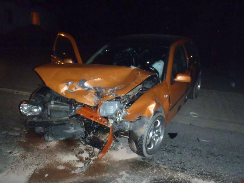 Wypadek w Barcicach