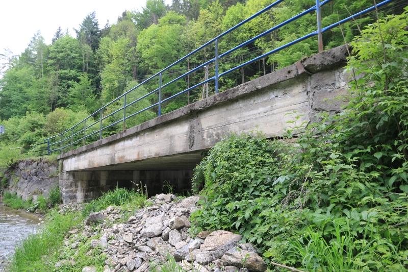 Nareszcie będzie nowy most w Wierchomli