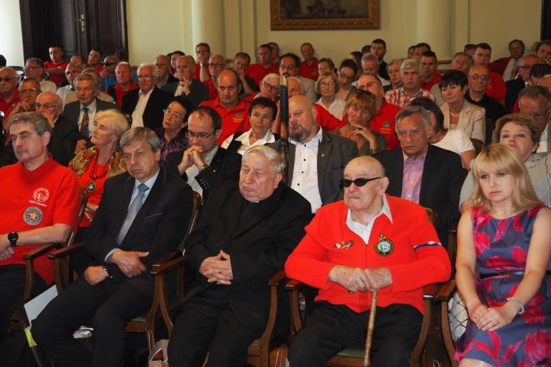 110 lat PTTK oddział Beskid w Nowym Sączu