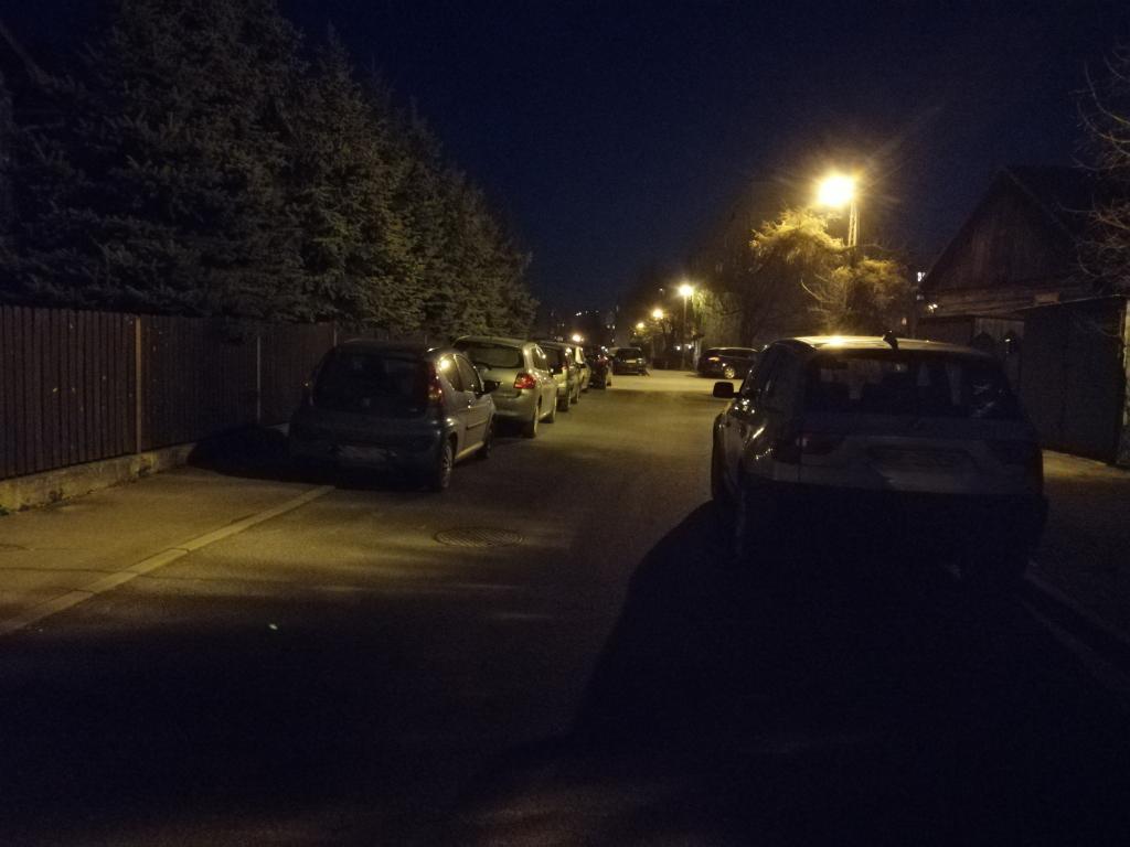 samochody, parkowanie