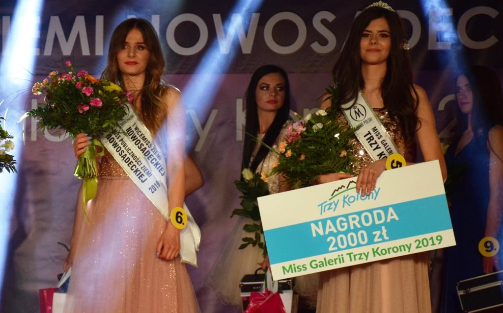 W finale Miss Polski znalazły się dwie sądeczanki