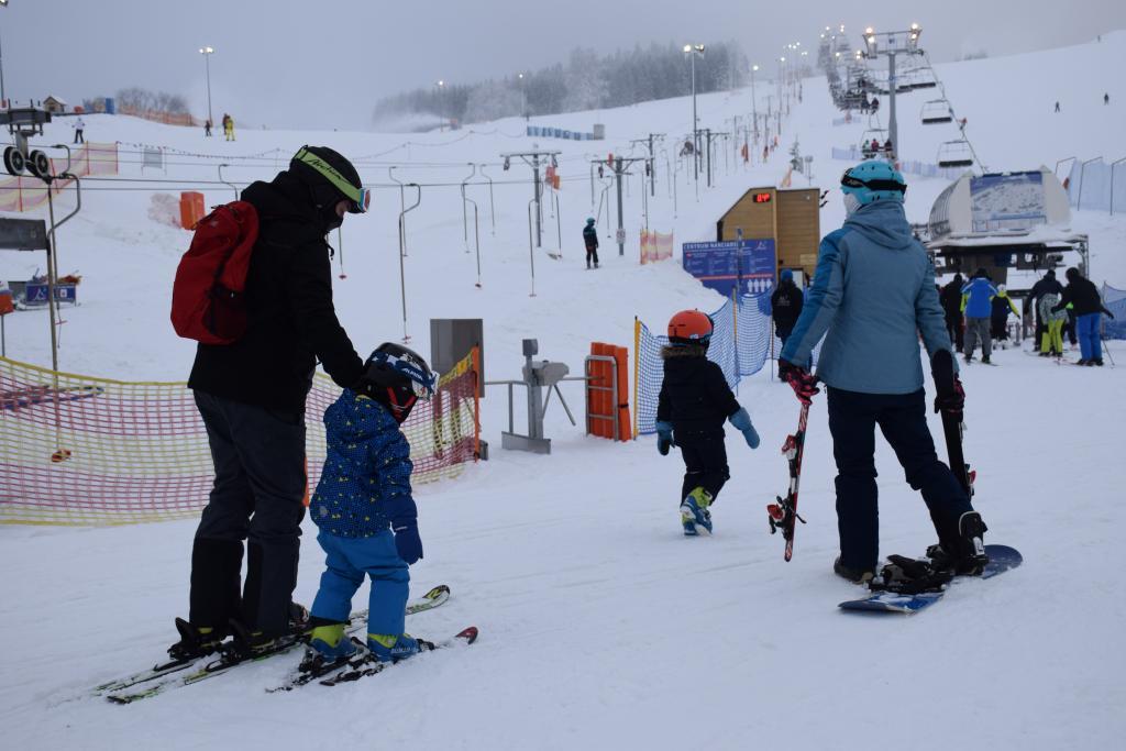 Tylicz i Krynica już gotowe na narciarzy