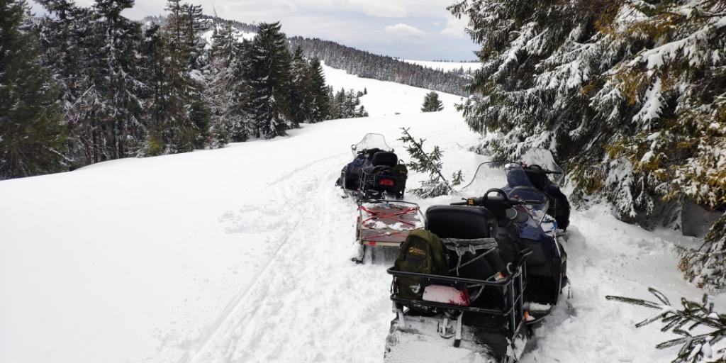 Kosztowna zabawa w górach