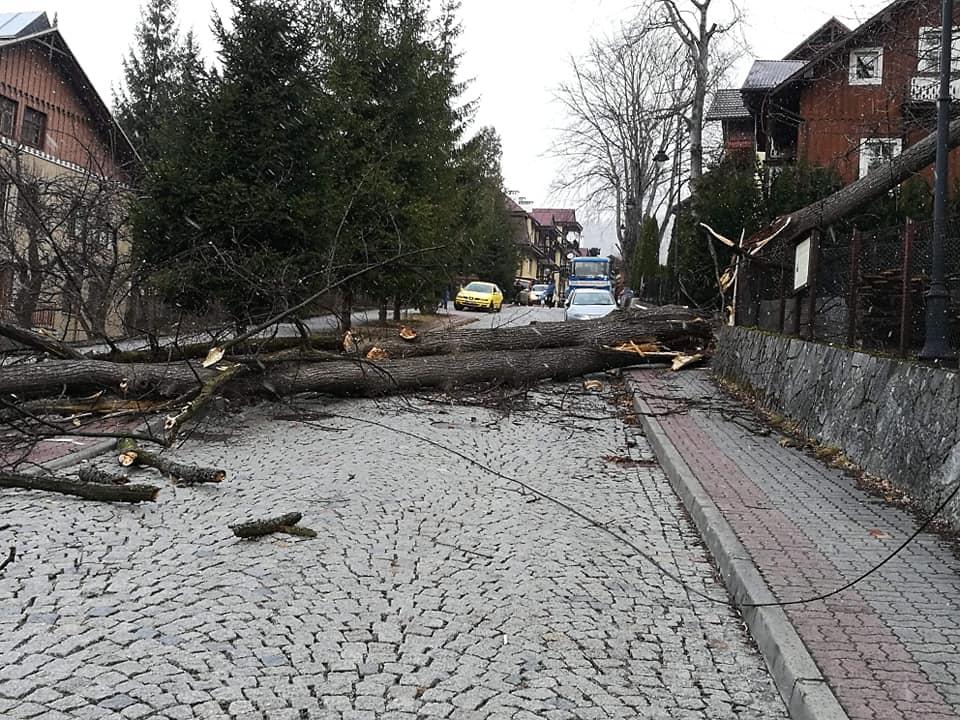Szczawnica ul Jana Wiktora