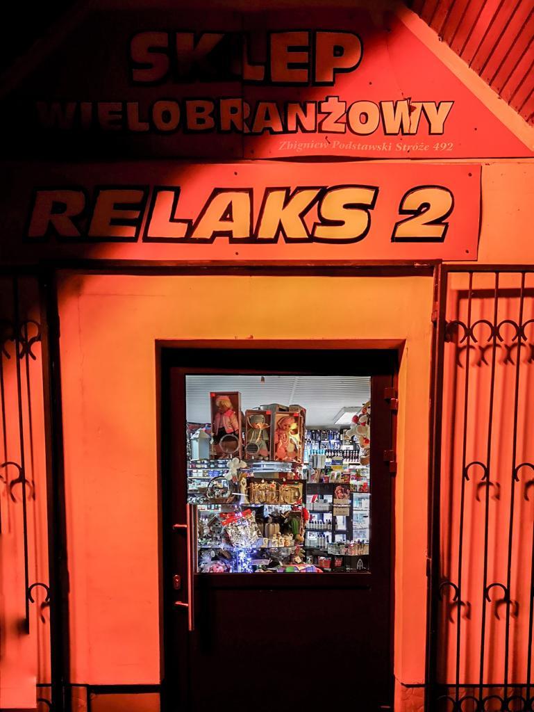 Sklep Wielobranżowy Relax 2 w Stróżach