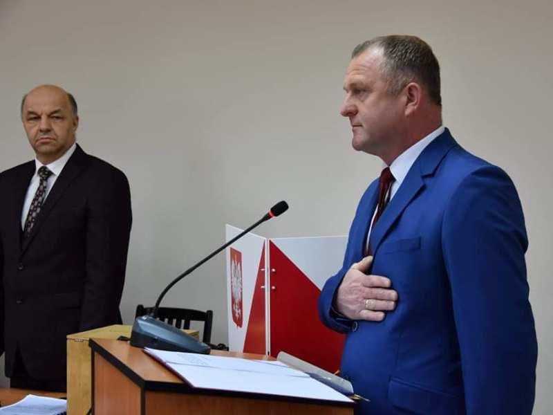Wójt Jan Przybylski opowiada o swojej kadencji.