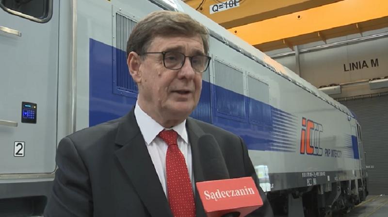 Prezes Krzysztof Mamiński zdradza szczegóły umowy z Newagiem