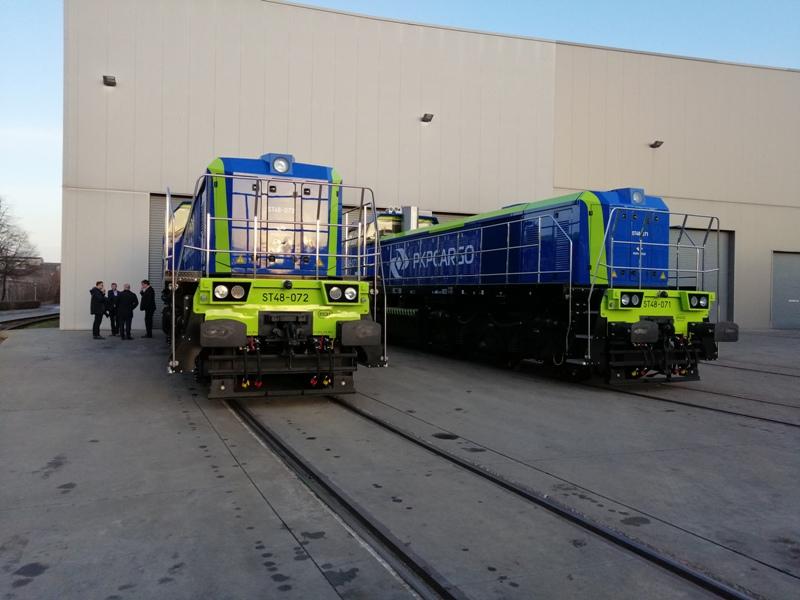 Lokomotywy z Newagu trafią na polskie tory