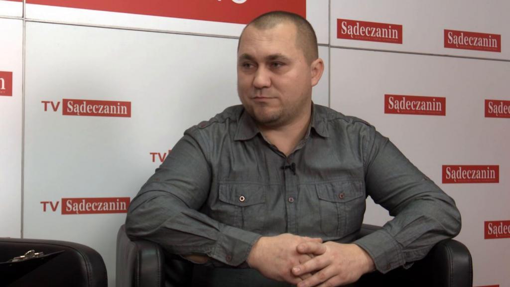 Paweł Terebka, fot..: DS