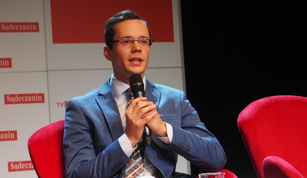 Andrzej Skupień, fot. Sądeczanin