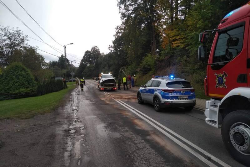 Fot. PSP Nowy Sącz
