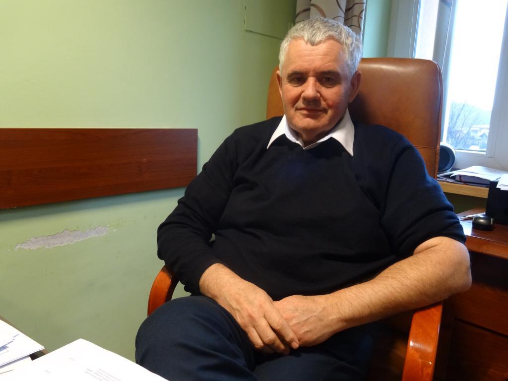 Wójt Nawojowej, Stanisław Kiełbasa. Fot. Archiwum ilustracyjne Sądeczanina
